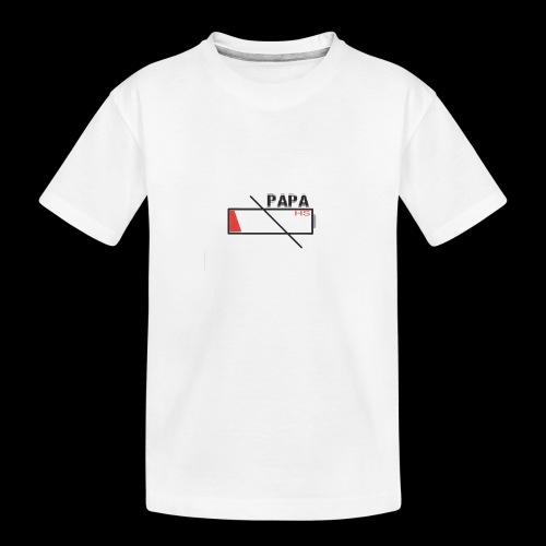 repos - T-shirt bio Premium Ado