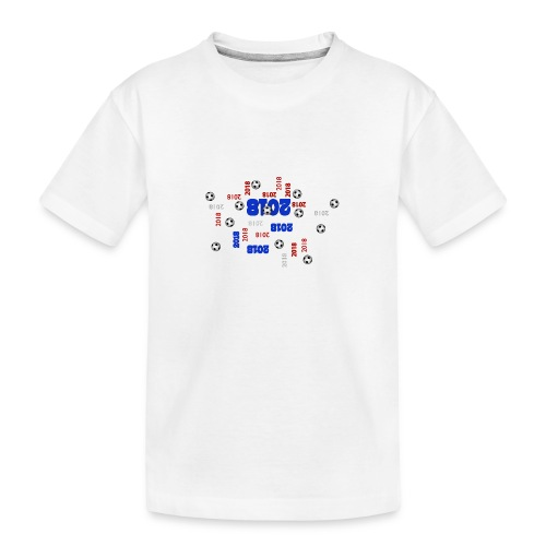 Football Event of the year 2018 - T-shirt bio Premium Ado