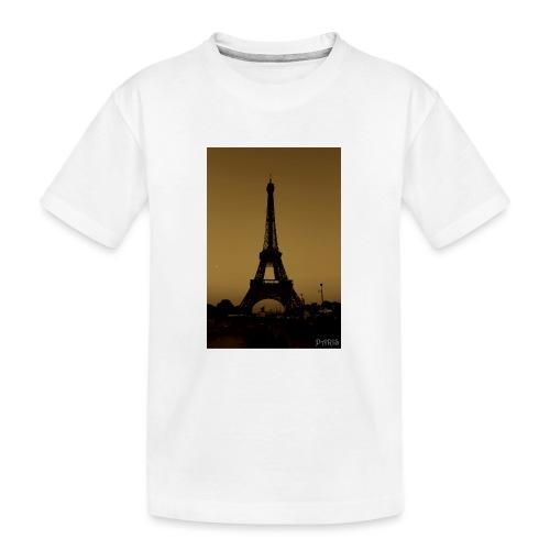 Paris - Teenager Premium Organic T-Shirt
