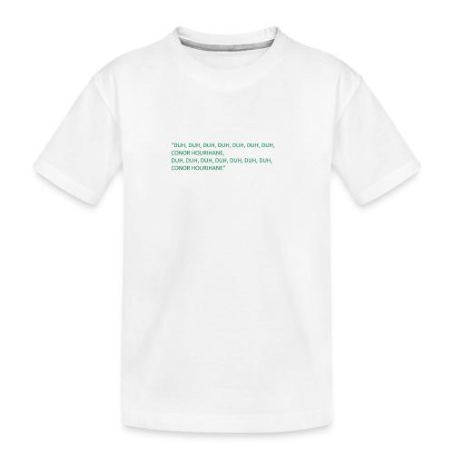 conor hourihane - Teenager Premium Organic T-Shirt
