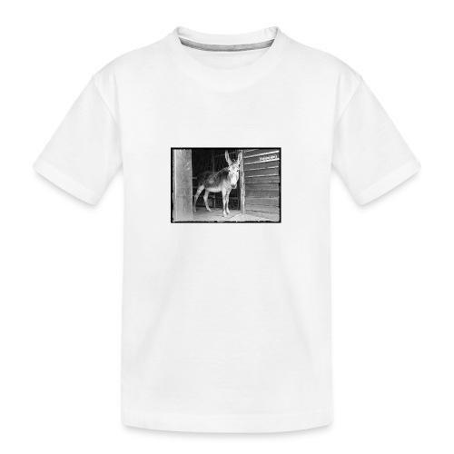 Zickenstube Esel - Teenager Premium Bio T-Shirt