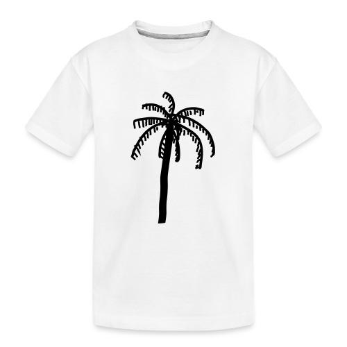 Palme No.1 - Teenager Premium Bio T-Shirt