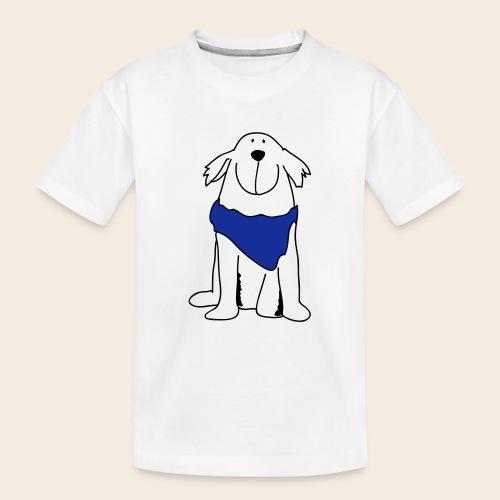 Retriever mignon - T-shirt bio Premium Ado