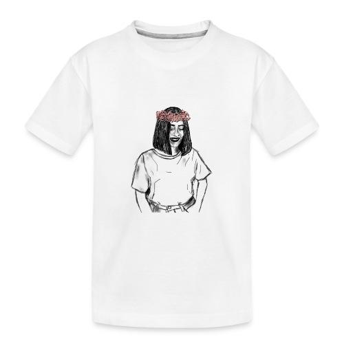 ALYSIAN OUTLINE - Maglietta ecologica premium per ragazzi