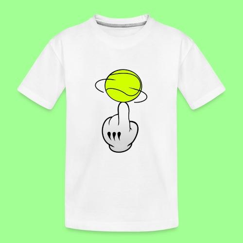 EASY - Ekologiczna koszulka młodzieżowa Premium