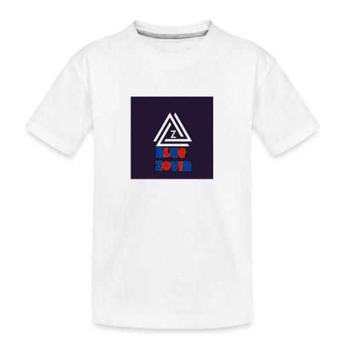 BlueZovinshirt - Teenager Premium Organic T-Shirt