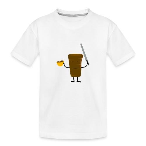 Mr Kebab - Teenager Premium Bio T-Shirt