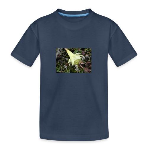Naturaleza - Camiseta orgánica premium adolescente