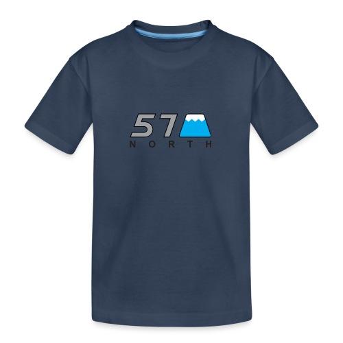 57 North - Teenager Premium Organic T-Shirt