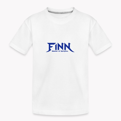 Finn - Master of Spinjitzu - Teenager Premium Bio T-Shirt