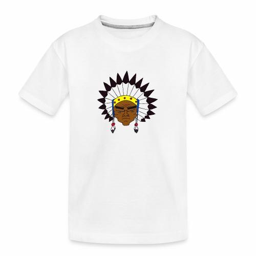 indien - T-shirt bio Premium Ado