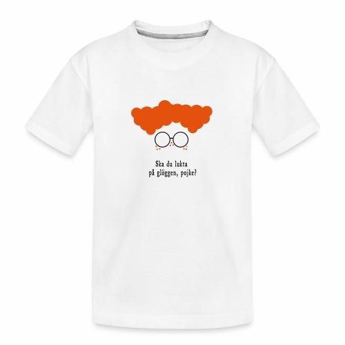 Karl-Bertil Jonsson - Ekologisk premium-T-shirt tonåring