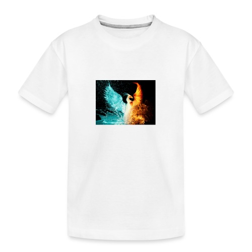 Elemental phoenix - Teenager Premium Organic T-Shirt