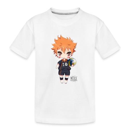 Haikyuu! shopper - Maglietta ecologica premium per ragazzi
