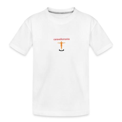 CARAVELLOMANIA - Maglietta ecologica premium per ragazzi