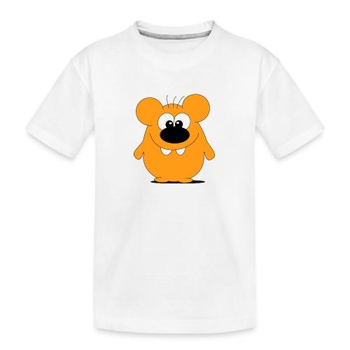 Hamster - Teenager Premium Bio T-Shirt