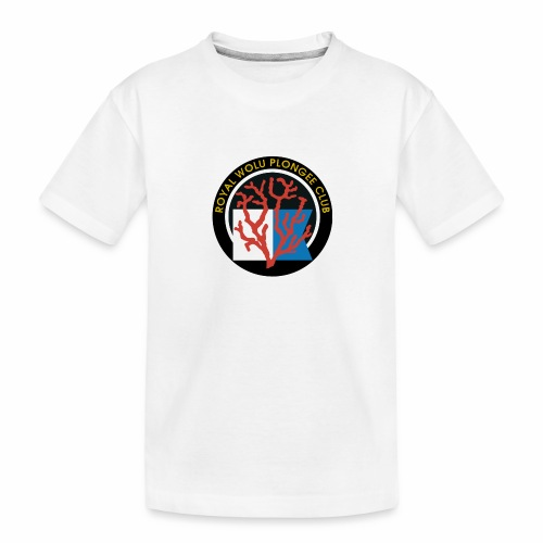 Royal Wolu Plongée Club - T-shirt bio Premium Ado
