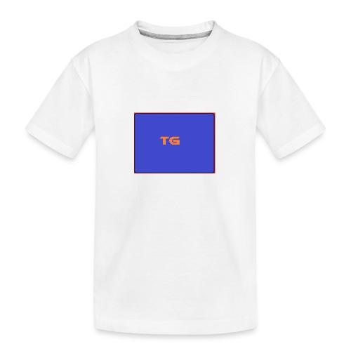 tg shirt special - Teenager premium biologisch T-shirt