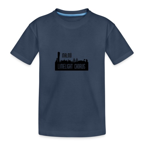 MLCLogo - Ekologisk premium-T-shirt tonåring
