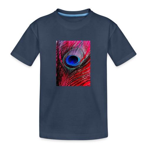 Beautiful & Colorful - Teenager Premium Organic T-Shirt
