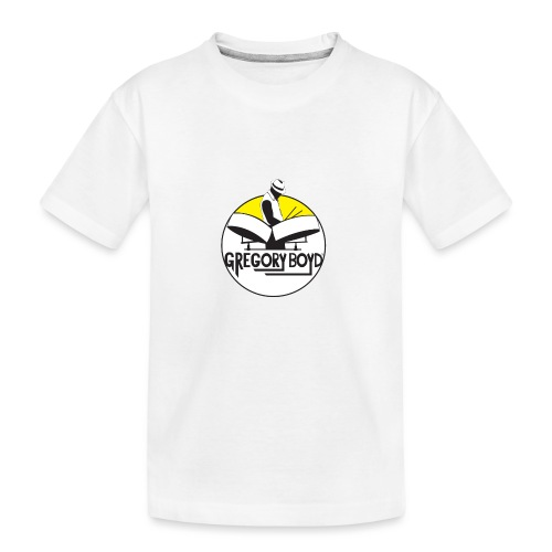 INTRODUKTION ELEKTRO STEELPANIST GREGORY BOYD - Teenager premium T-shirt økologisk