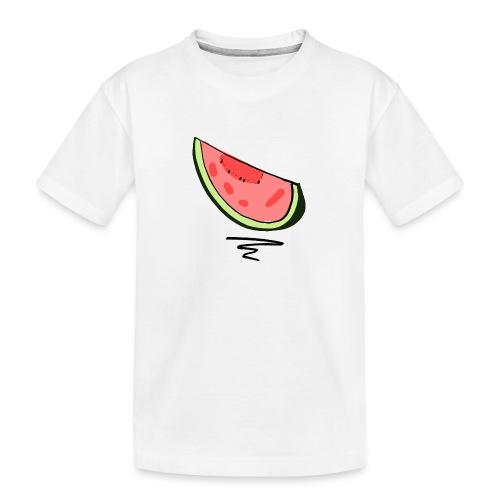 Pastèque - T-shirt bio Premium Ado
