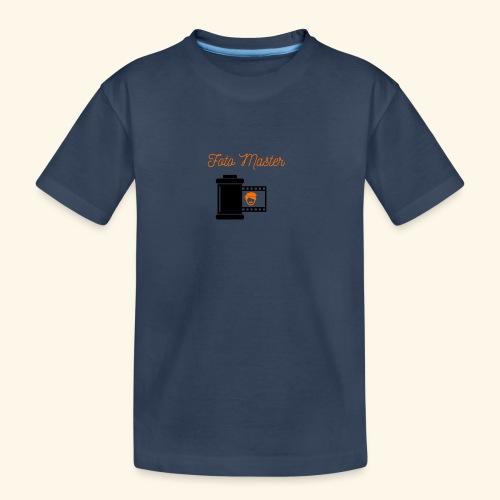 Foto Master - Teenager premium T-shirt økologisk