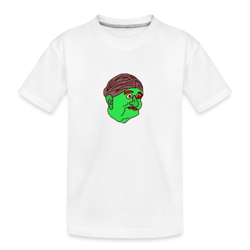 JAMPPAMUMMO PAINT - Teinien premium luomu-t-paita