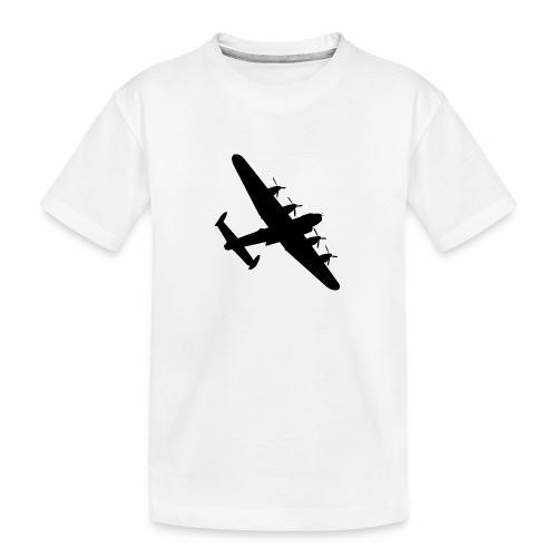 Bomber Plane - Maglietta ecologica premium per ragazzi