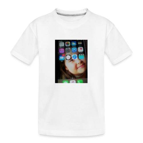 IMG 0975 - Teenager Premium Organic T-Shirt