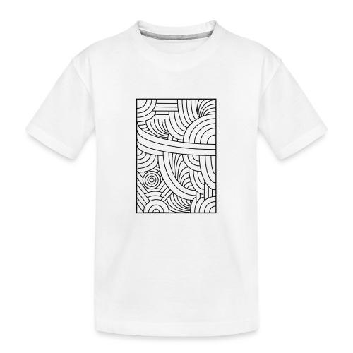 Brut - T-shirt bio Premium Ado