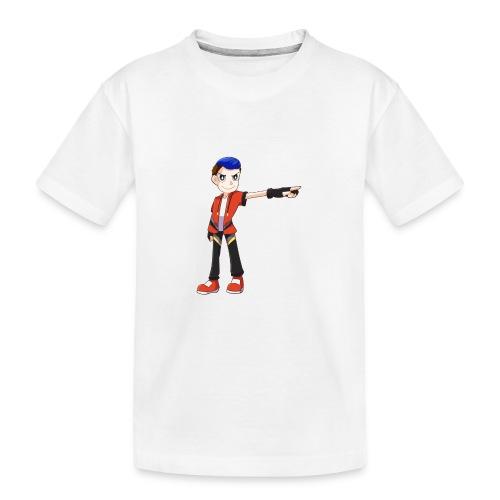 Terrpac - Teenager Premium Organic T-Shirt