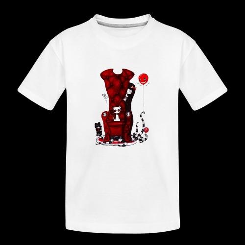 Cruelle petite fille - T-shirt bio Premium Ado
