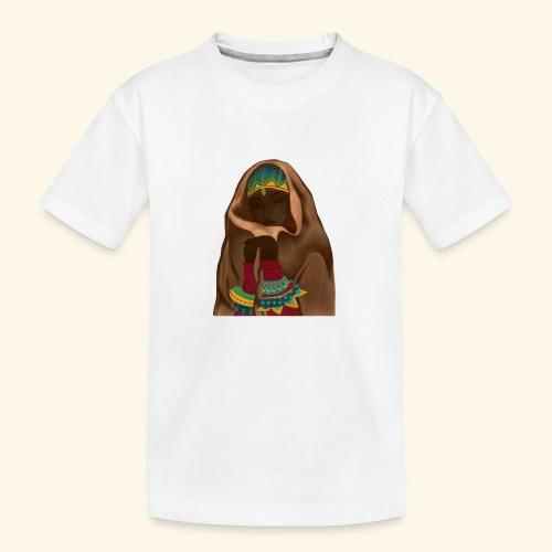 Femme bijou voile - T-shirt bio Premium Ado