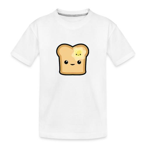 Toast logo - Teenager Premium Bio T-Shirt