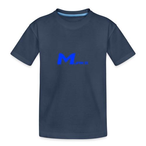Mjaks 2017 - Teenager premium biologisch T-shirt