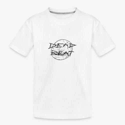 DeadBeat logo - Teenager Premium Organic T-Shirt