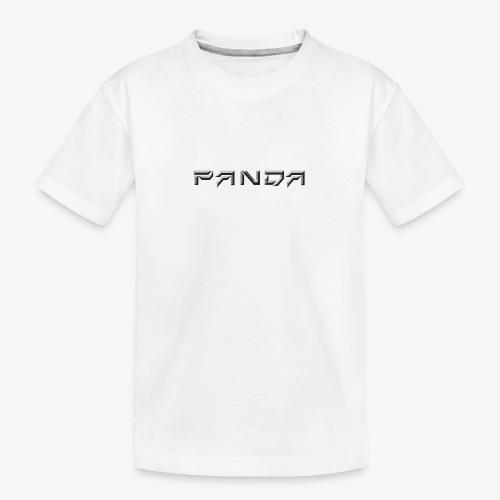 PANDA 1ST APPAREL - Teenager Premium Organic T-Shirt