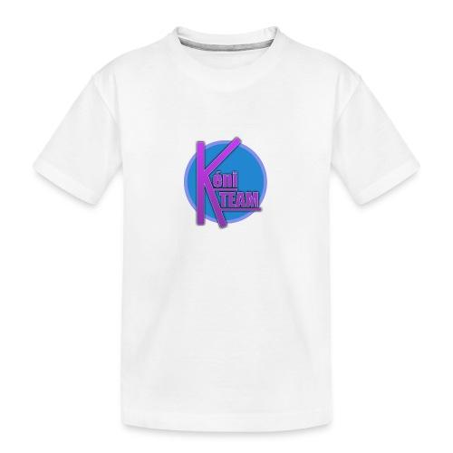 LOGO TEAM - T-shirt bio Premium Ado