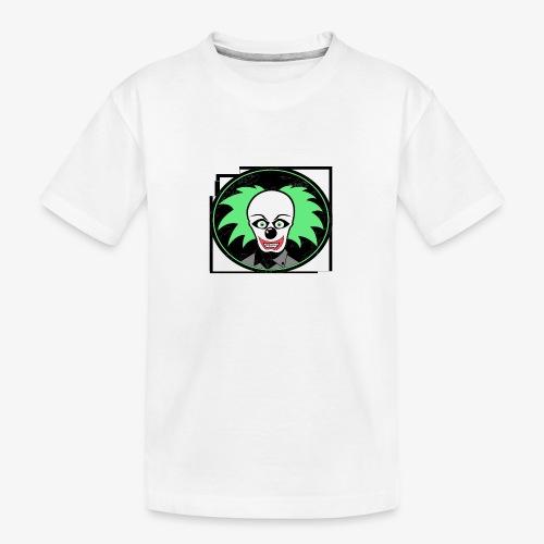 payaso 3001 - Teinien premium luomu-t-paita