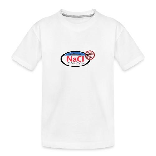 Logo NaCl - T-shirt bio Premium Ado