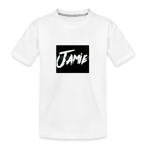 JamieValen - Teenager premium biologisch T-shirt
