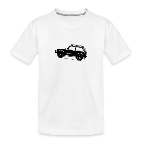 Lada Niva 2121 Russin 4x4 - Teenager Premium Bio T-Shirt