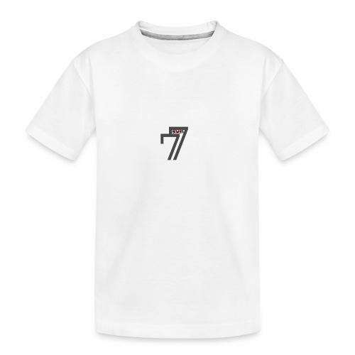 BORN FREE - Teenager Premium Organic T-Shirt