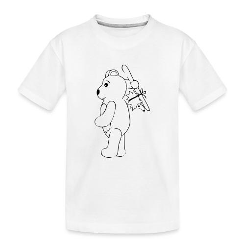Igelbär - Teenager Premium Bio T-Shirt