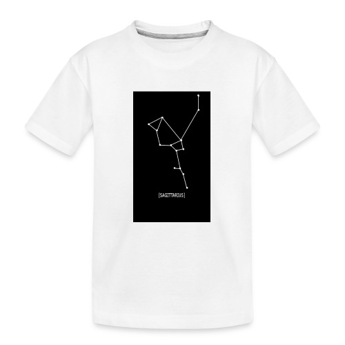 SAGITTARIUS EDIT - Teenager Premium Organic T-Shirt