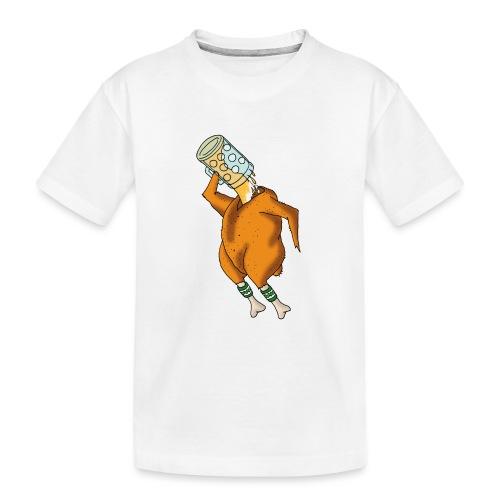 Wiesnhendl - Teenager Premium Bio T-Shirt