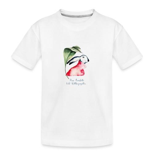 Annabel Osterhäsin - Teenager Premium Bio T-Shirt