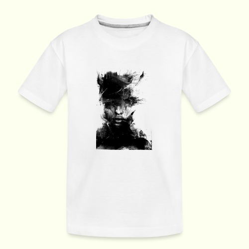Kunst - Teenager Premium Bio T-Shirt