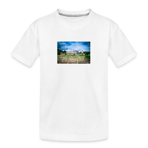 Barbara Mapelli - Castello di Chenonceau, Francia - Maglietta ecologica premium per ragazzi